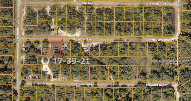Ames Avenue, North Port, FL 34291 (MLS #T3241141) :: Griffin Group