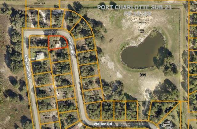 Waller Road, North Port, FL 34288 (MLS #T3241146) :: Griffin Group