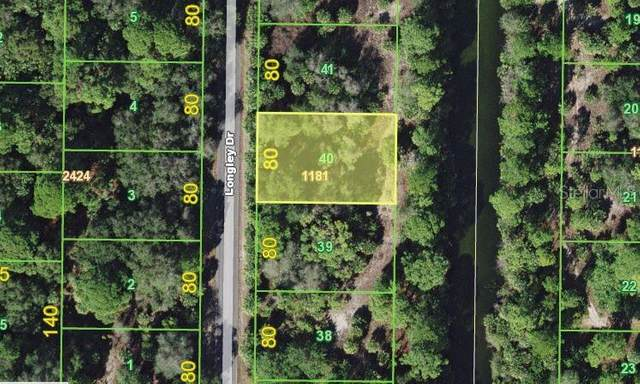 162 Longley Drive, Port Charlotte, FL 33954 (MLS #T3241157) :: The Duncan Duo Team