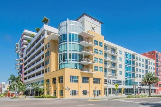 1120 E Kennedy Boulevard #911, Tampa, FL 33602 (MLS #T3241321) :: The Duncan Duo Team