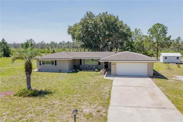 2041 Alba Drive, Indian Lake Estates, FL 33855 (MLS #T3241346) :: Griffin Group