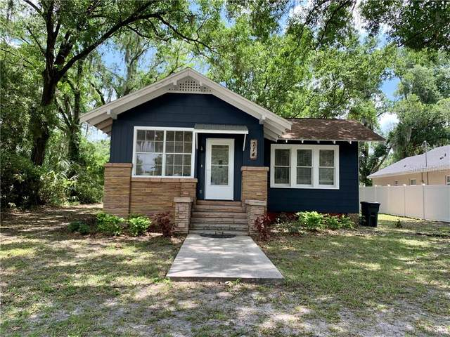 714 N Knight St, Plant City, FL 33563 (MLS #T3241587) :: Premium Properties Real Estate Services
