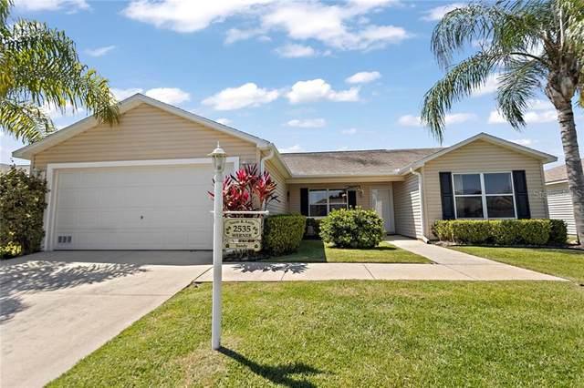 2535 Raintree Drive SE #146, The Villages, FL 32162 (MLS #T3241650) :: Griffin Group
