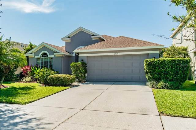 11524 Cypress Reserve Drive, Tampa, FL 33626 (MLS #T3241673) :: Team Bohannon Keller Williams, Tampa Properties