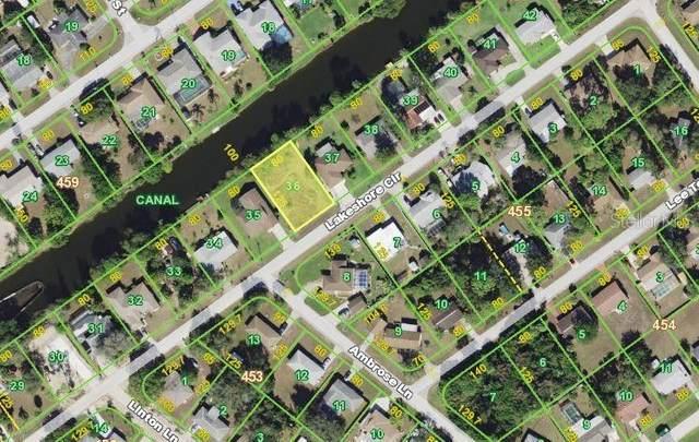 2363 Lakeshore Circle, Port Charlotte, FL 33952 (MLS #T3241737) :: Zarghami Group