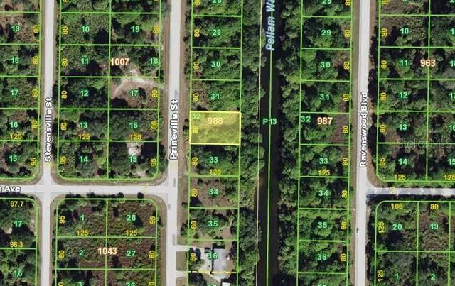 256 Prineville Street, Port Charlotte, FL 33954 (MLS #T3241739) :: Griffin Group