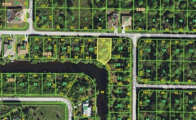 13423 Tolman Avenue, Port Charlotte, FL 33953 (MLS #T3241757) :: Zarghami Group