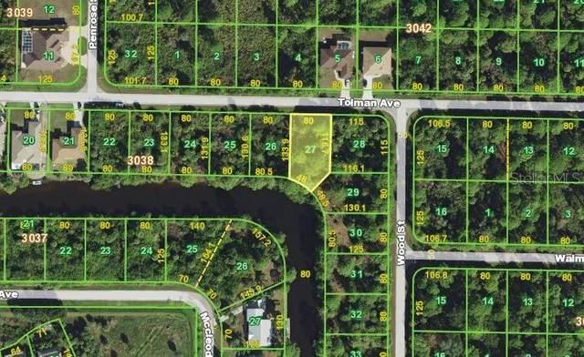 13423 Tolman Avenue, Port Charlotte, FL 33953 (MLS #T3241757) :: Rabell Realty Group