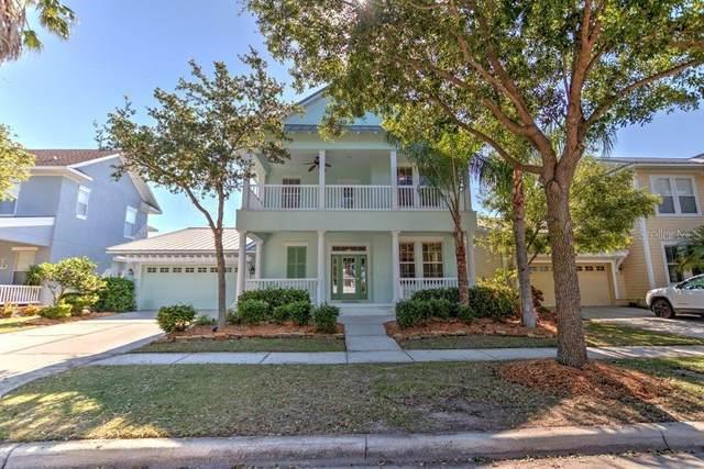 5709 Tortoise Place, Apollo Beach, FL 33572 (MLS #T3241773) :: Team Bohannon Keller Williams, Tampa Properties