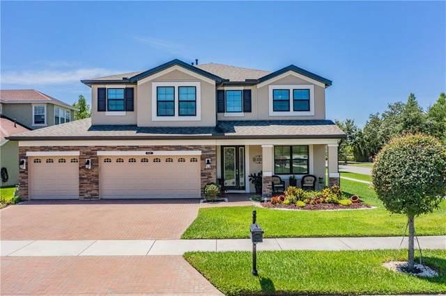 8742 Handel Loop, Land O Lakes, FL 34637 (MLS #T3241839) :: CENTURY 21 OneBlue