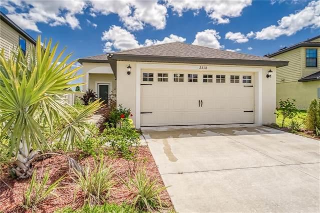 2518 Caspian Drive, Lakeland, FL 33805 (MLS #T3241869) :: Cartwright Realty