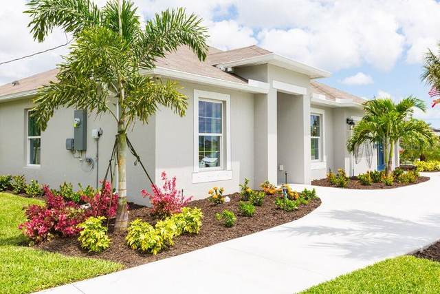 2463 Rainbow Street, Port Charlotte, FL 33948 (MLS #T3241881) :: The Light Team
