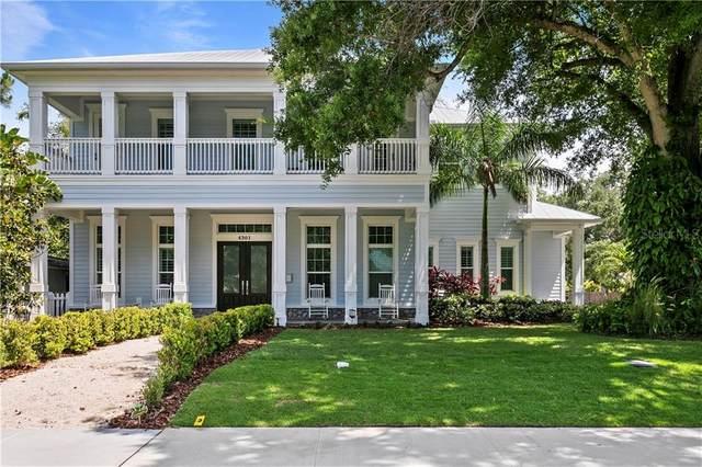 4301 W Watrous Avenue, Tampa, FL 33629 (MLS #T3241941) :: Team Bohannon Keller Williams, Tampa Properties