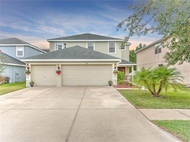 9211 Oak Pride Court, Tampa, FL 33647 (MLS #T3242107) :: The Paxton Group