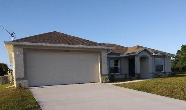 5273 Hillman Terrace, North Port, FL 34288 (MLS #T3242149) :: The Duncan Duo Team