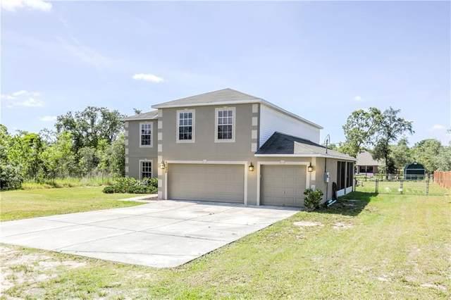 11454 Old Squaw Avenue, Weeki Wachee, FL 34614 (MLS #T3242372) :: Griffin Group