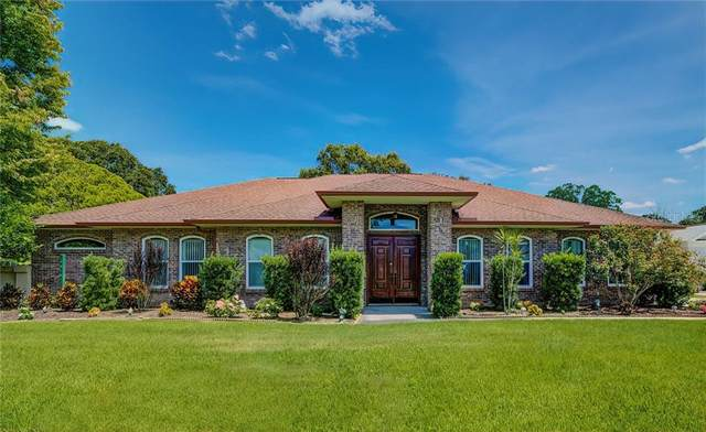 1444 Hounds Hollow Court, Lutz, FL 33549 (MLS #T3242449) :: Team Bohannon Keller Williams, Tampa Properties
