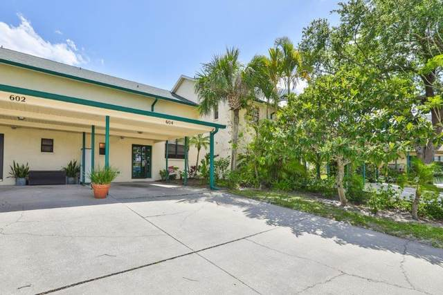 604 Yardarm Drive #2, Apollo Beach, FL 33572 (MLS #T3242526) :: Bustamante Real Estate