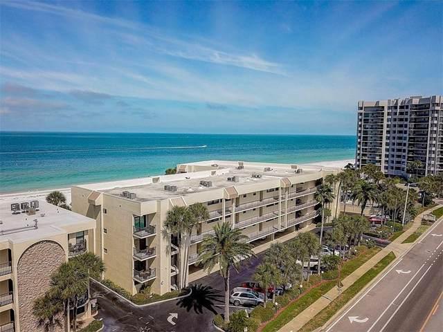 3500 Gulf Boulevard #316, Belleair Beach, FL 33786 (MLS #T3242768) :: Charles Rutenberg Realty