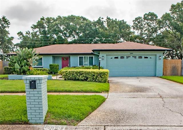 2891 Meadow Oak Drive E, Clearwater, FL 33761 (MLS #T3242855) :: Griffin Group