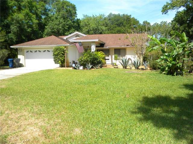 2402 Burlwood Drive, Lutz, FL 33549 (MLS #T3242865) :: Team Bohannon Keller Williams, Tampa Properties