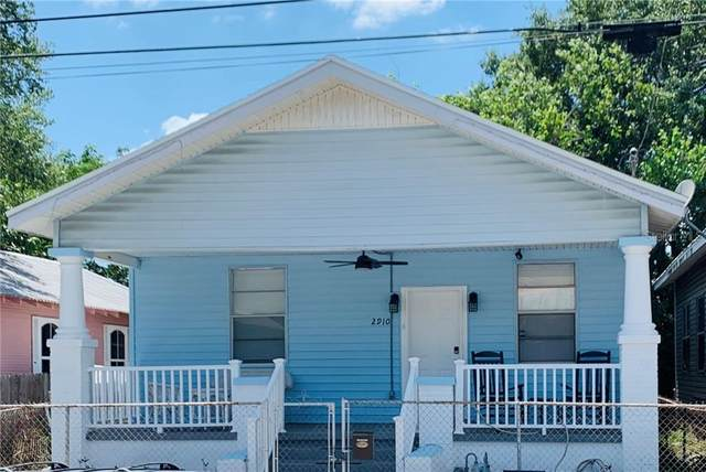 2910 Ybor Street, Tampa, FL 33605 (MLS #T3242966) :: Godwin Realty Group