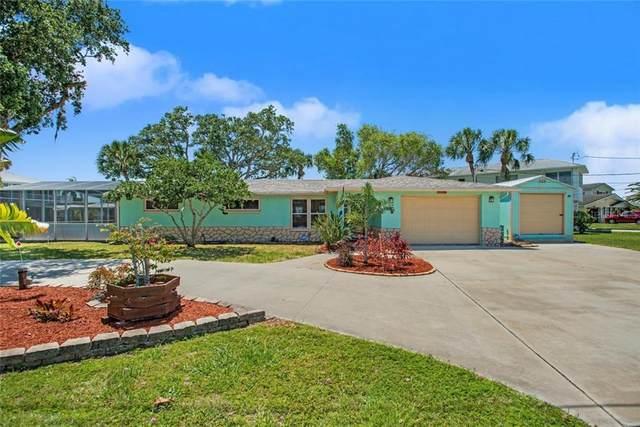 4948 Bay Park Drive, Port Richey, FL 34668 (MLS #T3243031) :: Team Bohannon Keller Williams, Tampa Properties