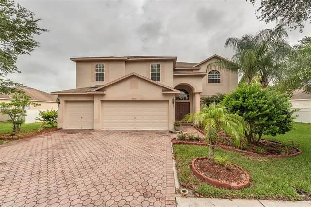 21051 Lake Talia Boulevard, Land O Lakes, FL 34638 (MLS #T3243150) :: Cartwright Realty