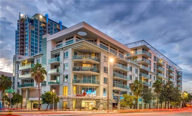 912 Channelside Drive #2303, Tampa, FL 33602 (MLS #T3243306) :: Baird Realty Group