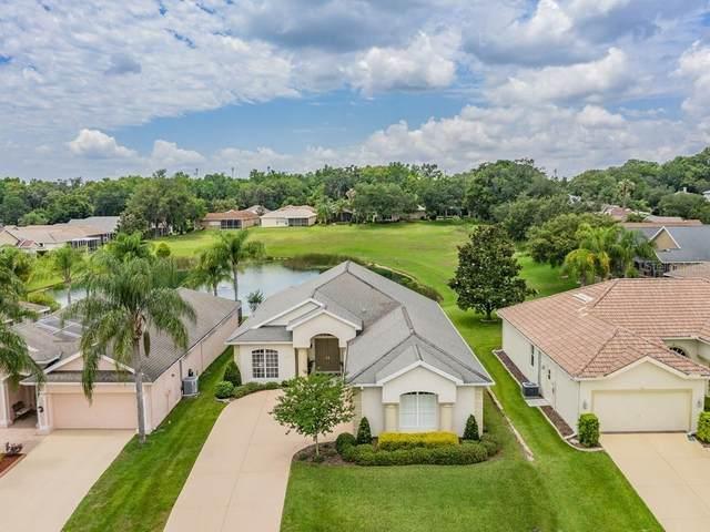 12427 Woodlands Circle, Dade City, FL 33525 (MLS #T3243351) :: Team Bohannon Keller Williams, Tampa Properties