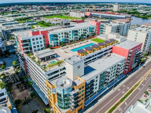 1208 E Kennedy Boulevard #1122, Tampa, FL 33602 (MLS #T3243389) :: Gate Arty & the Group - Keller Williams Realty Smart