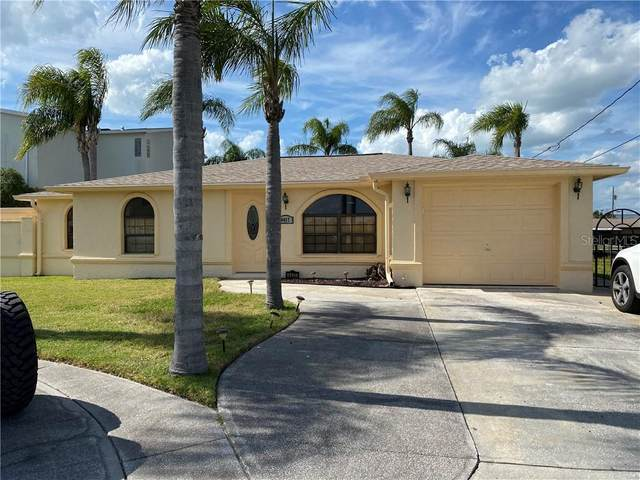 6417 Yvette Drive, Hudson, FL 34667 (MLS #T3243508) :: Dalton Wade Real Estate Group