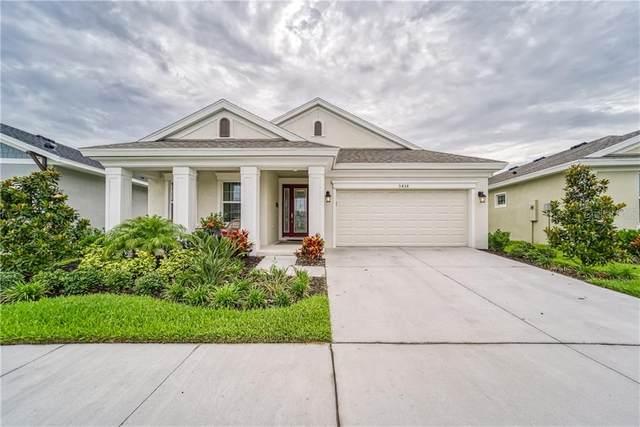 5438 Silver Sun Drive, Apollo Beach, FL 33572 (MLS #T3243517) :: Rabell Realty Group