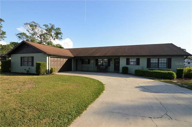 5583 Fairway Drive, Ridge Manor, FL 33523 (MLS #T3243655) :: CENTURY 21 OneBlue