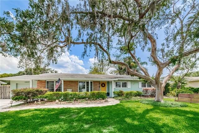 10712 Carrollwood Drive, Tampa, FL 33618 (MLS #T3243665) :: Cartwright Realty