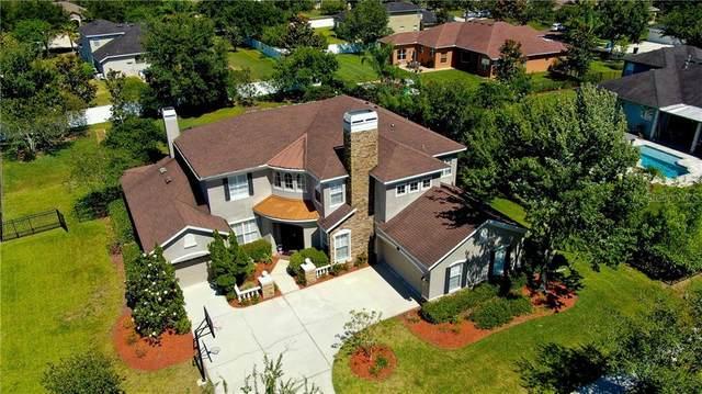 16705 Amberhill Lane, Lutz, FL 33558 (MLS #T3243735) :: The Duncan Duo Team