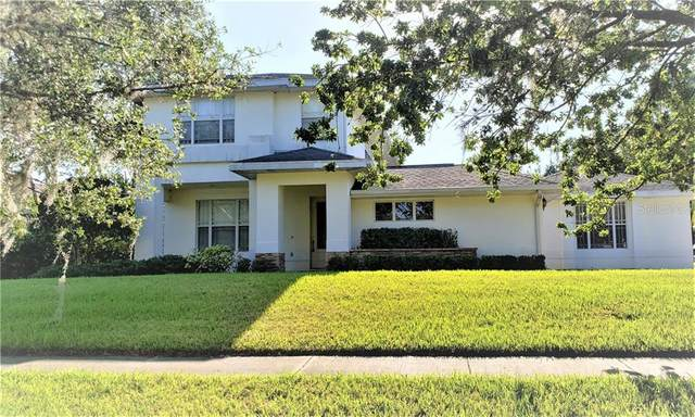 19615 Eagle Crest Drive, Lutz, FL 33549 (MLS #T3243772) :: Icon Premium Realty