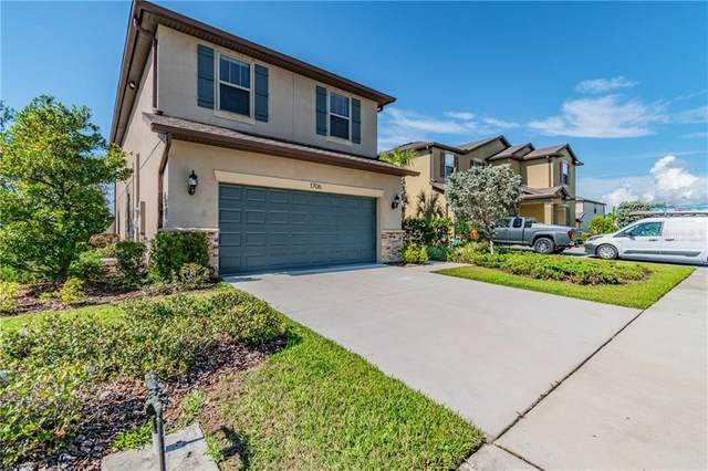 1706 Cabbage Key Drive, Ruskin, FL 33570 (MLS #T3243816) :: Lockhart & Walseth Team, Realtors
