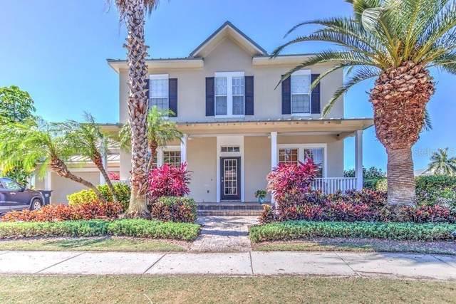 544 Islebay Drive, Apollo Beach, FL 33572 (MLS #T3243880) :: Your Florida House Team