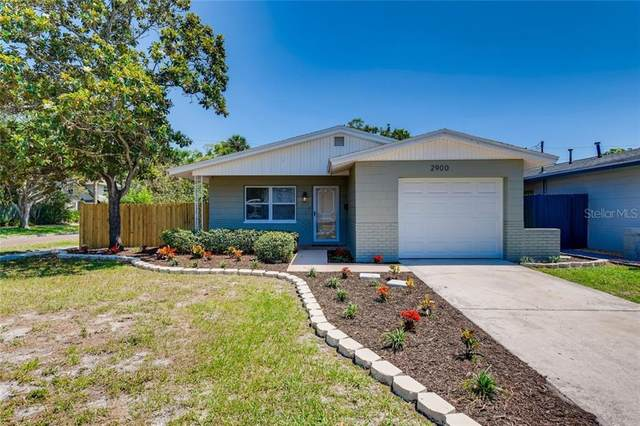 2900 2ND Avenue N, St Petersburg, FL 33713 (MLS #T3243900) :: Lockhart & Walseth Team, Realtors