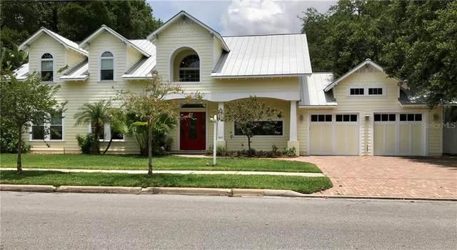 3917 W Granada Street, Tampa, FL 33629 (MLS #T3243986) :: Team Bohannon Keller Williams, Tampa Properties