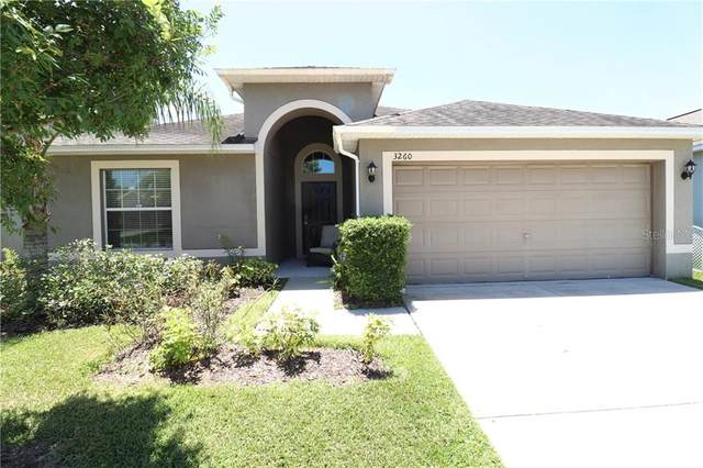 3260 Berwick Lane, Lakeland, FL 33810 (MLS #T3244054) :: Gate Arty & the Group - Keller Williams Realty Smart