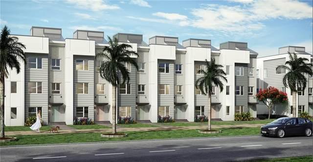 2611 1ST Avenue N #14, St Petersburg, FL 33713 (MLS #T3244065) :: Team Buky