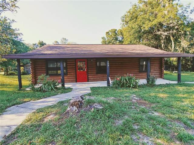 280 Hickory Street, Brooksville, FL 34601 (MLS #T3244099) :: EXIT King Realty