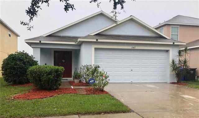 15417 Quail Woods Place, Ruskin, FL 33573 (MLS #T3244117) :: Team Bohannon Keller Williams, Tampa Properties