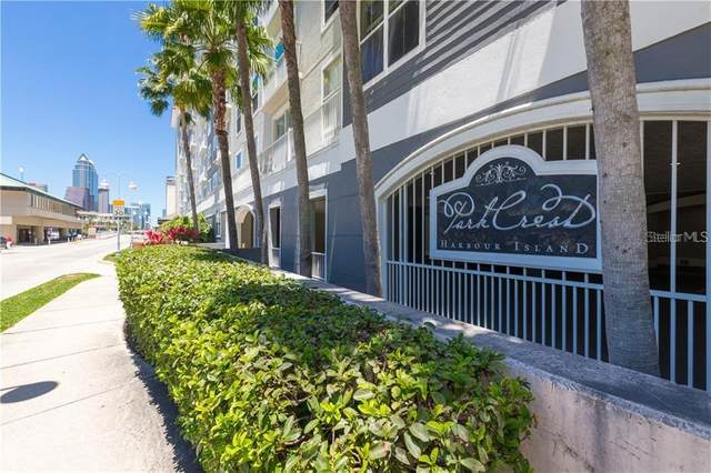 700 S Harbour Island Boulevard #843, Tampa, FL 33602 (MLS #T3244179) :: The Duncan Duo Team