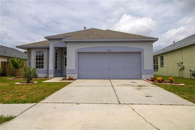 1637 Wakefield Drive, Brandon, FL 33511 (MLS #T3244192) :: Gate Arty & the Group - Keller Williams Realty Smart