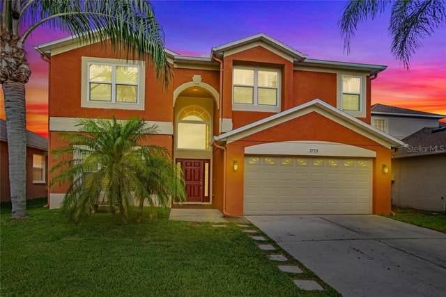 3723 Beneraid Street, Land O Lakes, FL 34638 (MLS #T3244240) :: Team Pepka