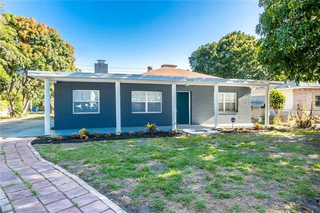 3542 4TH Avenue S, St Petersburg, FL 33711 (MLS #T3244263) :: Griffin Group