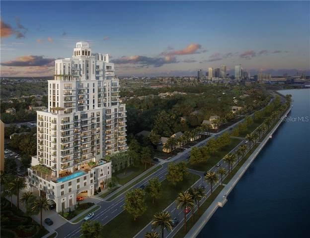 2103 Bayshore Boulevard #1603, Tampa, FL 33606 (MLS #T3244268) :: The Duncan Duo Team